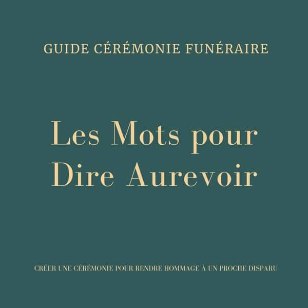 Guide cérémonie funéraire