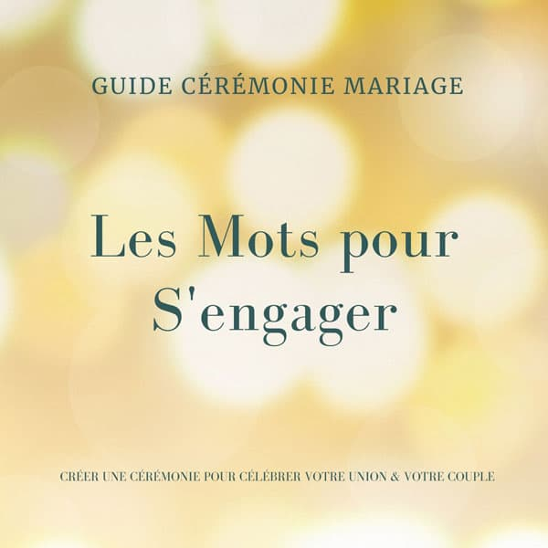 Guide cérémonie mariage